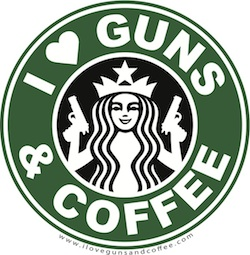I Love Guns and Coffee