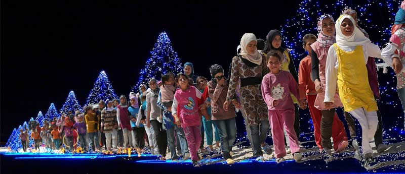 Christians, Christmas, and Syrian Refugees